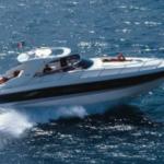 Top ausgestattete moderne Motoryachten