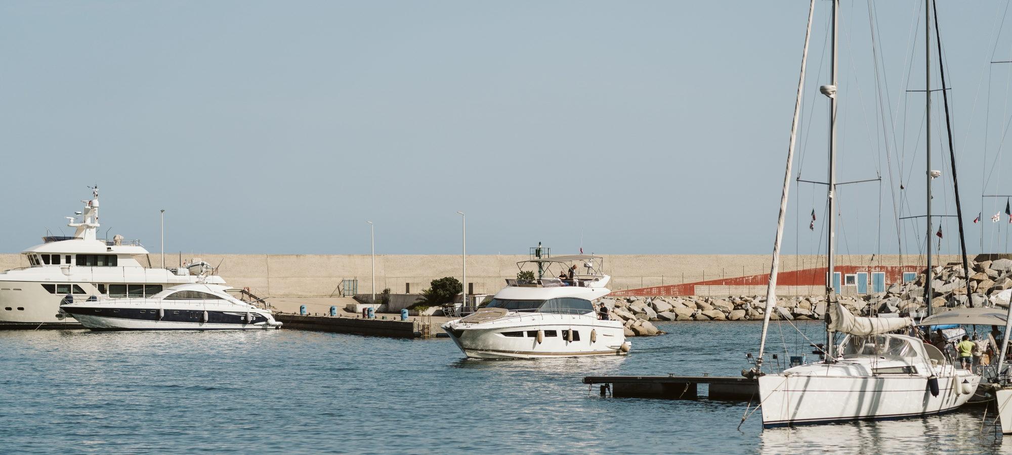 Yachtmanagement und Yachtunterhalt